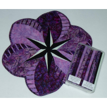 African Violet Complete Kit by Judy Niemeyer