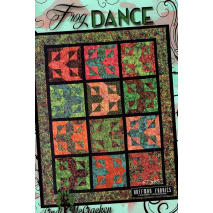 Frog Dance - Quilt Pattern by Cindi McCracken Designs Sewing Buddies Australia