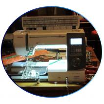 Dark Be Gone LED Under Throat Kit Sewing Buddies Australia