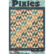 Pixies - Quilt Pattern by Cindi McCracken Designs Sewing Buddies Australia
