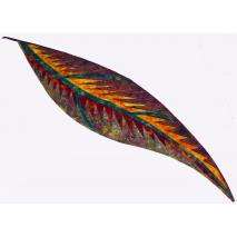 Tea Leaf Table Runner Pattern Judy Niemeyer 3 Sewing Buddies Australia