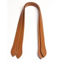 Bag Handle Flat Simple Strap Pair 60 cms