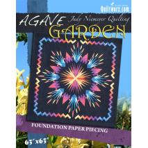 Agave Garden Quilt Pattern by Judy Niemeyer Sewing Buddies Australia