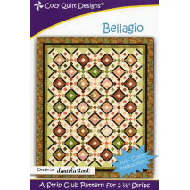 Bellagio Pattern by Cozy Quilt Designs Sewing Buddies Australia