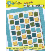 Charmster Pattern by Cozy Quilt Designs Sewing Buddies Australia