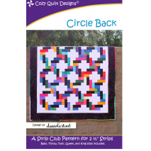 Circle Back by Cozy Quilt Designs Sewing Buddies Australia