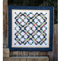 Jacobs Ladder by Cozy Quilt Designs Sewing Buddies Australia