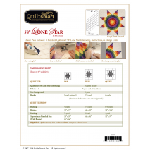 Lone Star Classic Pack - by Quiltsmart 2 Sewing Buddies Australia
