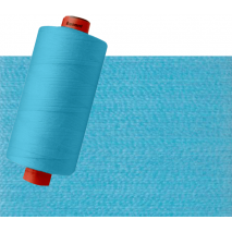 Cyan Blue #0409 Rasant Thread 1000M Sewing Buddies Australia