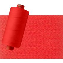 Bright Red Orange #1458 Rasant Thread 1000M Sewing Buddies Australia