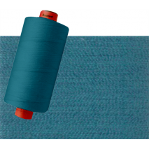 Dark Teal #1614 Rasant Thread 1000M Sewing Buddies Australia