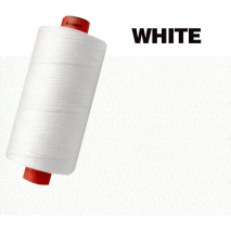 White #2002 Rasant Thread 1000M Sewing Buddies Australia