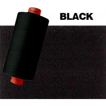 Black #4000 Rasant Thread 1000M Sewing Buddies Australia