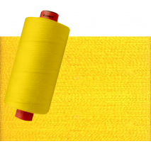 Yellow #X0120 Rasant Thread 1000M Sewing Buddies Australia