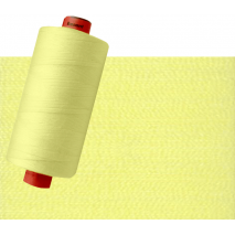 Lemon Yellow #X0141 Rasant Thread 1000M Sewing Buddies Australia