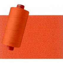 Deep Orange #X0450 Rasant Thread 1000M Sewing Buddies Australia