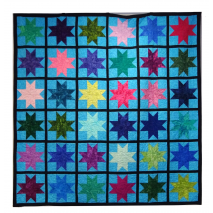 Buddies Star Quilt Pattern