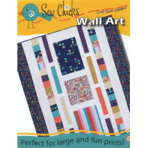 Wall Art Pattern by Cozy Quilt Designs Sewing Buddies Australia