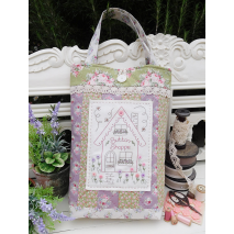 Button Shoppe - Bag by Sally Giblin, The Rivendale Collection Sewing Buddies Australia