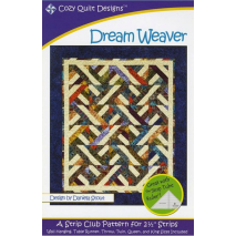 Dream Weaver by Cozy Quilt Designs Sewing Buddies Australia