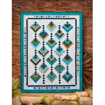 Hanging Gardens by Cozy Quilt Designs