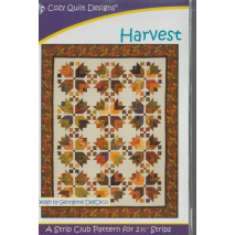 Harvest by Cozy Quilt Designs Sewing Buddies Australia