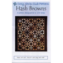 Hash Browns by Cozy Quilt Designs
