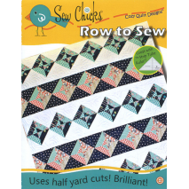 Row to Sew Pattern by Cozy Quilt Designs Sewing Buddies Australia