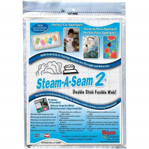 Steam A Seam 2 Double Stick 9 inch x 12 inch Sewing Buddies Australia