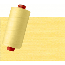 Butter Yellow #0644 Rasant Thread 1000M Sewing Buddies Australia