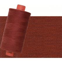 Dark Terracotta #1348 Rasant Thread 1000M Sewing Buddies Australia