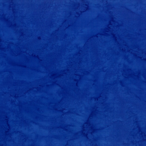 1895 Watercolour Batik by Hoffman 017 Cobalt Sewing Buddies Australia