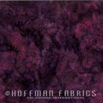 885-405 Wild Berry by Hoffman Sewing Buddies Australia