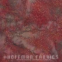 885-89 Persimmon by Hoffman Sewing Buddies Australia