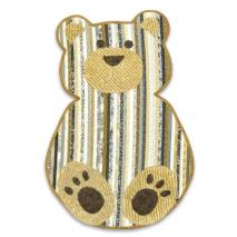 Bear Floor Jelly Roll Rug Pattern 3 Sewing Buddies Australia