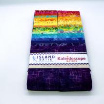 Kaleidoscope Batiks aka Jelly Roll Sewing Buddies Australia