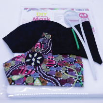 Face Mask Kits or Completed Incl Filters 2 Sewing Buddies Australia
