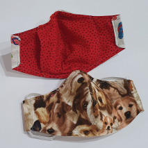 Free Face Mask Pattern with Filter Pocket and Nose Wire Sewing Buddies Australia