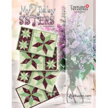 My 2 Baby Sisters Placemats Pattern Judy Niemeyer Sewing Buddies Australia
