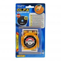 Olfa Chenille (slash) Cutter 60 mm Cuts multiple Layers 2 Sewing Buddies Australia