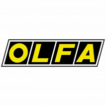 Olfa Chenille (slash) Cutter 60 mm Cuts multiple Layers - Sewing Buddies Australia