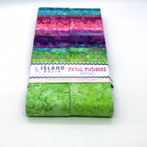 Petal Pushers Batiks aka Jelly Roll Sewing Buddies Australia