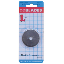 Dafa 45mm Rotary Blades x 1 Sewing Buddies Australia