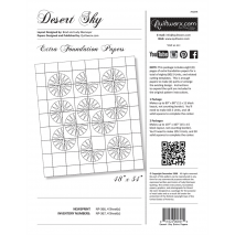 Desert Sky Replacement Papers by Judy Niemeyer Sewing Buddies Australia
