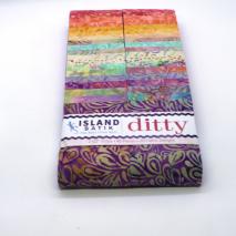 Ditty Batiks aka Jelly Roll Sewing Buddies Australia