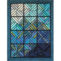 Fractured Paint Box Quilt Pattern by Judy Niemeyer 5 Sewing Buddies Australia