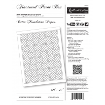 Fractured Paint Box Replacement Papers by Judy Niemeyer Sewing Buddies Australia