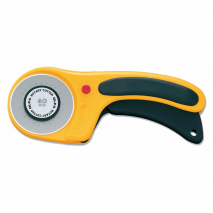 Olfa 60mm Ergonomic Rotary Cutter Sewing Buddies Australia