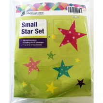 Star Set Small Patchwork Template Matilda's Own - Sewing Buddies Australia
