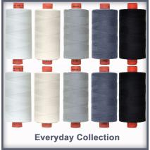 Everyday 10 Colour Set 1 Rasant Thread 1000M Sewing Buddies Australia